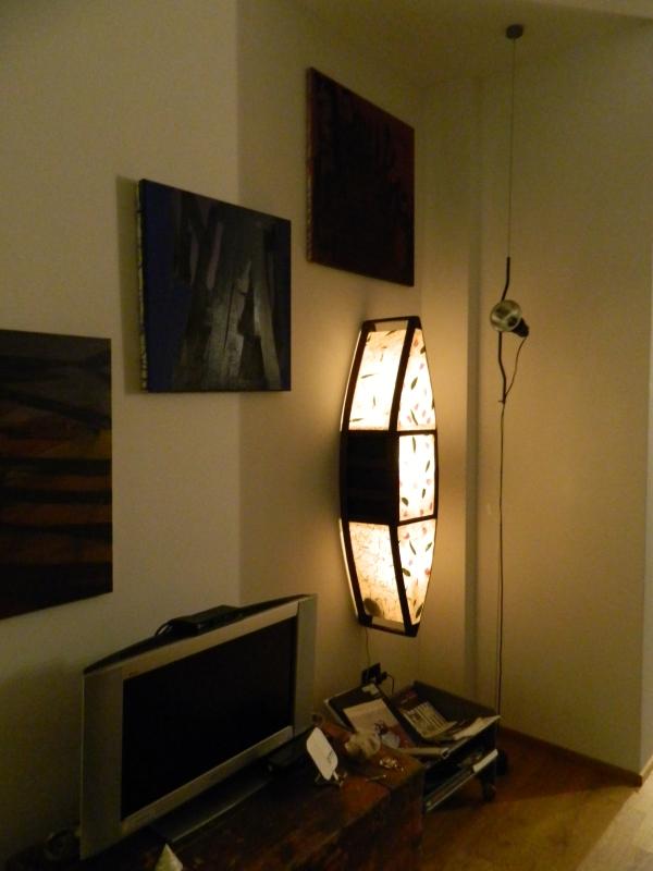 balon lamps upcycling reciclo lampadari lampade led risparmio a