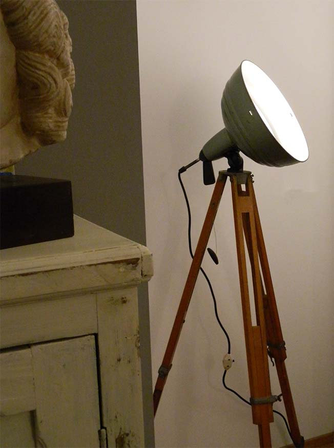 Lampada da terra Balôn Lamps