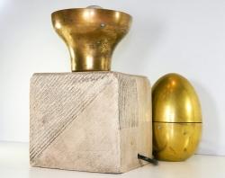Lampada da tavolino Ottone I, Balon Lamps, Torino