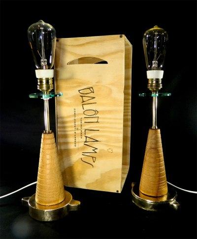 Edison_lampade_lampadari_moderni_design_led_upcycling_riciclo_creativo_Balon_Lamps_Torino