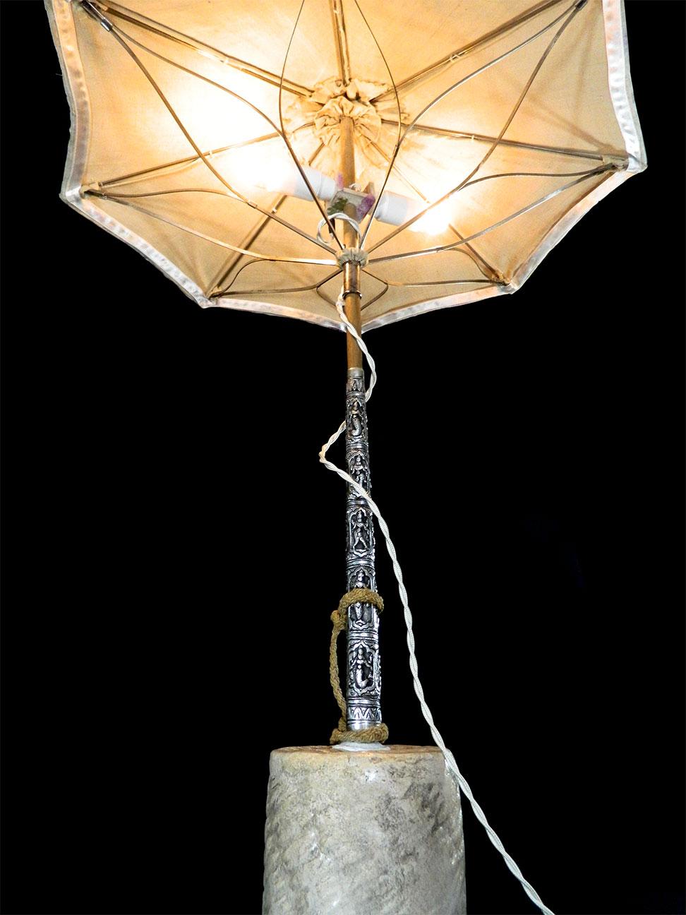 Lampade Ceramica Design: Lampade di design idee per illuminare il corridoio foto.