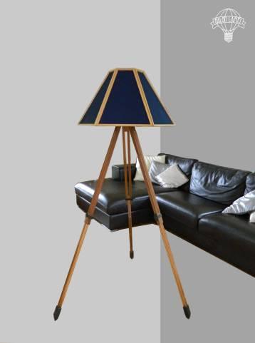 lampada_lampadario_balon_lamps_spot_riciclo_creativo_ecodesign_upcycling_artigianale_torino_genova_roma_milano_italy_paralume_blu_3