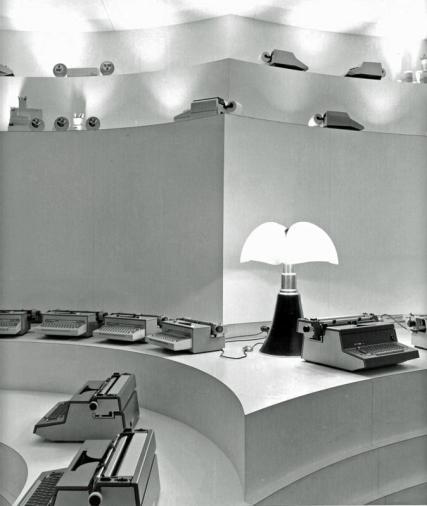 Lampada Pipistrello, Gae Aulenti, 1965