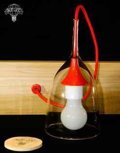 lampadario_riciclo_creativo_ecodesign_upcycling_upcycled_lampade_balon_lamps_torino_genova_milano_roma_design_idee_led_italia